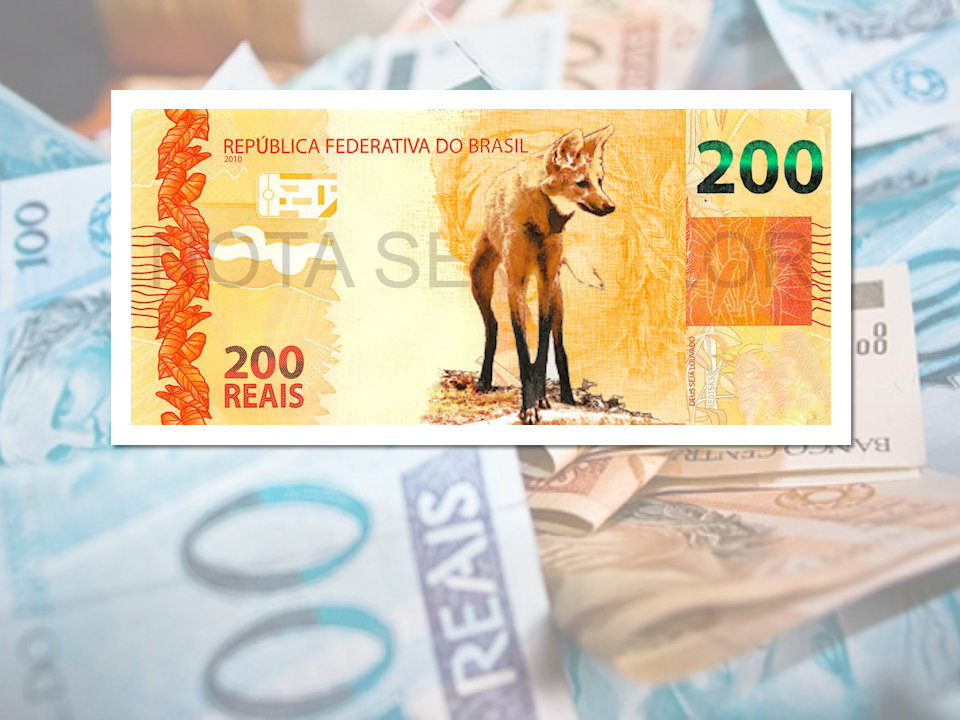 Banco Central lança cédula de R$ 200,00 - Nova Onda Online